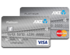 ANZ Platinum Credit Cards