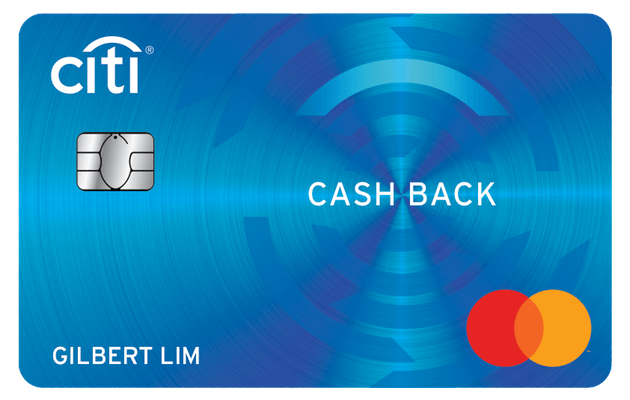 Citi Cash Back Card