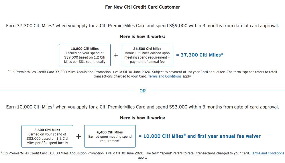 Citibank Promotion