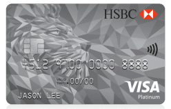 HSBC Platinum Credit Card