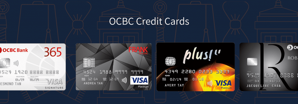 Best OCBC Credit Cards in Singapore | Updated September 2019
