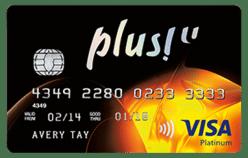 OCBC Plus Visa Credit Card