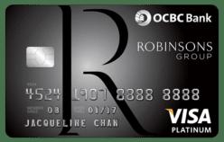 OCBC Robinsons Credit Card