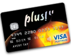 OCBC VISA Plus Credit Card