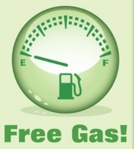 free fuel petrol with your credit card