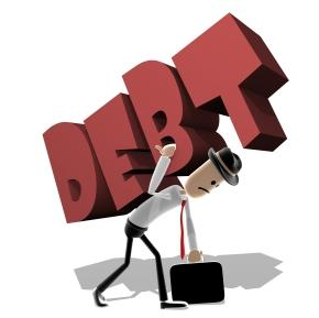how to get our of debt