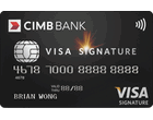CIMB Signature Credit Card