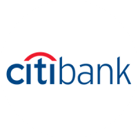 Citibank In Singapore Logo