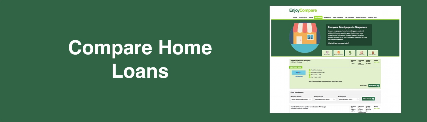Home Loans Singapore
