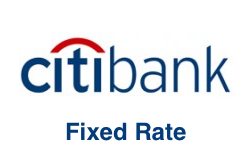 Citibank Fixed Rate Home Loan