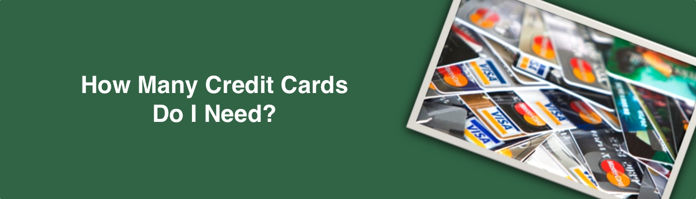 Loads of Credit Cards Background