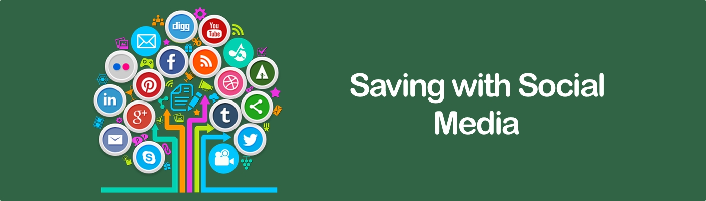Social Media Saving Background