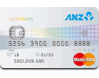 ANZ Optimum Credit Card