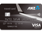 ANZ Travel Credit Card