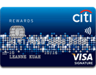 Citibank Rewards Credit Card