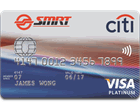 Citibank SMRT Credit Card