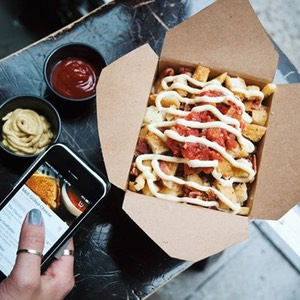 Best Mobile food Applications