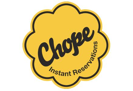Chope Promotion