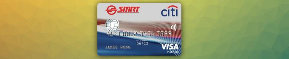 Citi SMRT Credit Card Banner