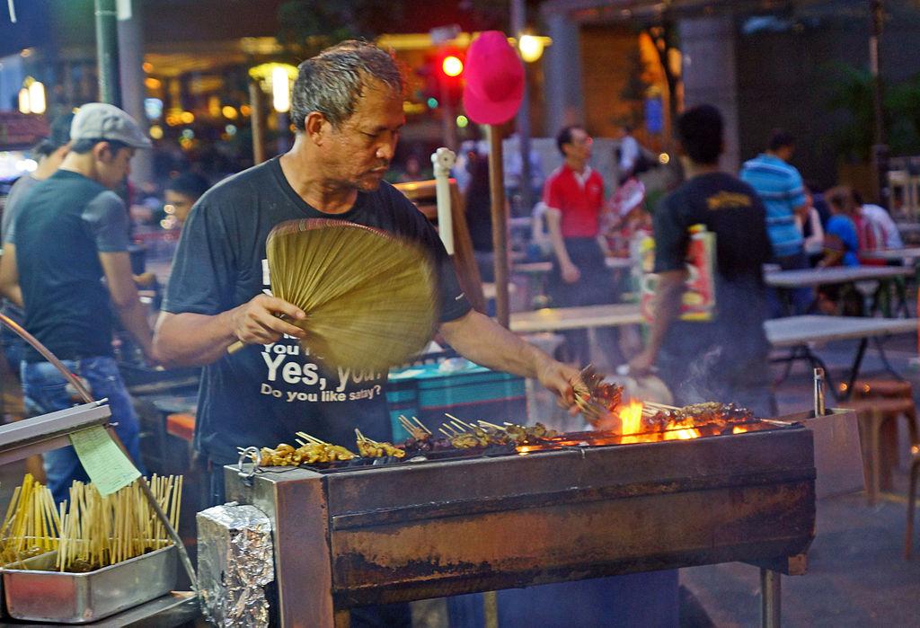 CBD Street Food Singapore