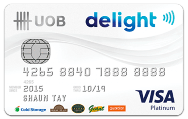 UOB Delight Credit Card