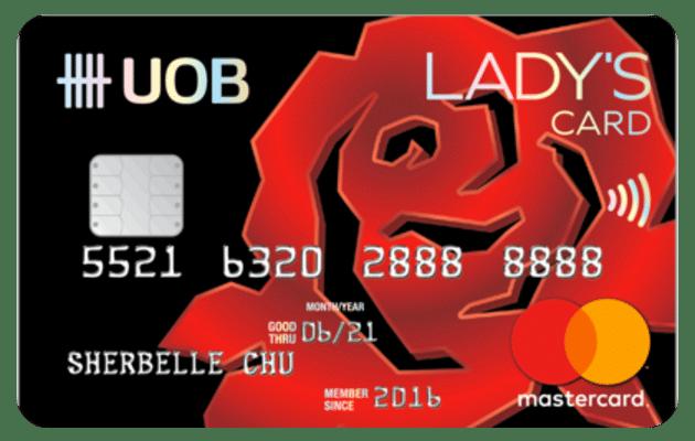 UOB Ladys Credit Card