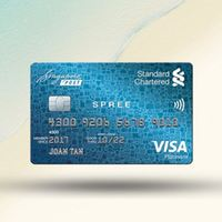 Standard Chartered SingPost Spree Card