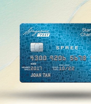Standard Chartered Spree Card
