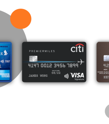 Best Travel Credit Cards in Singapore