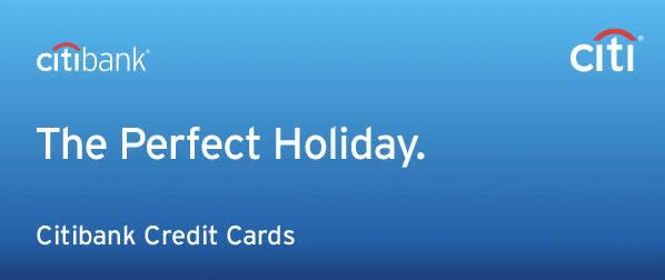Travel Credit Card Citibank|||