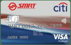 Citibank SMRT Credit Card