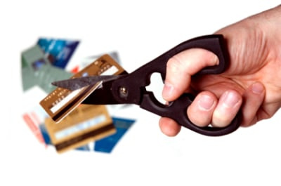Destroy credit cards Singapore