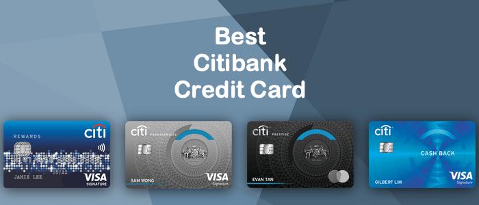 Citibank Credit Cards