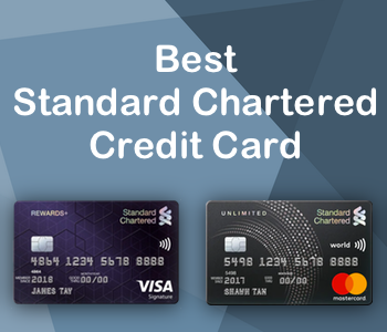Best Standard Chartered Credit Card